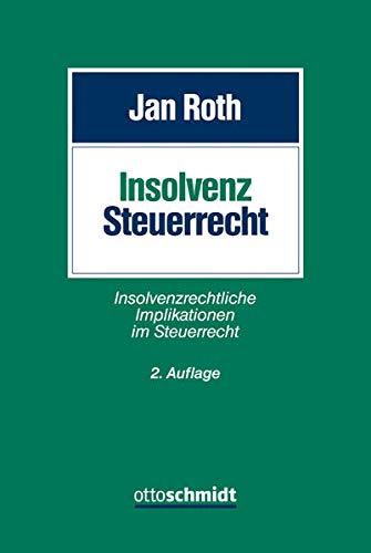 Insolvenzsteuerrecht: Jan Roth