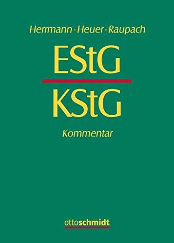 9783504230630: Einkommensteuer- und K�rperschaftsteuergesetz, Kommentar, 22 Ordner, zur Fortsetzung