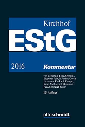 Einkommensteuergesetz: Paul Kirchhof