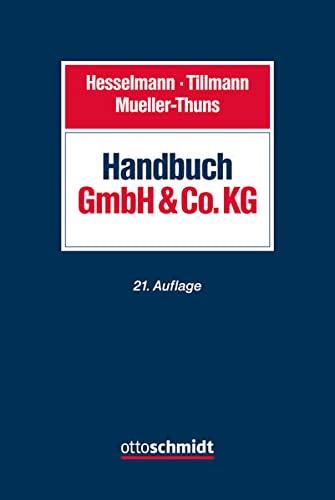 Handbuch GmbH & Co. KG: Thomas Mueller- Thuns