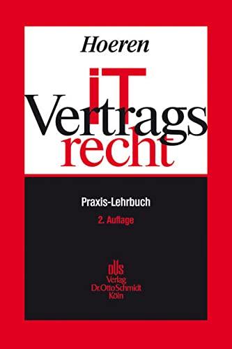 IT-Vertragsrecht: Thomas Hoeren