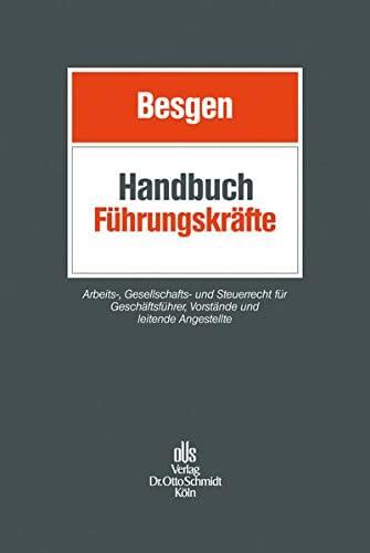 Handbuch Führungskräfte: Nicolai Besgen
