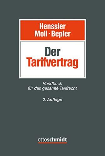 Der Tarifvertrag: Martin Henssler