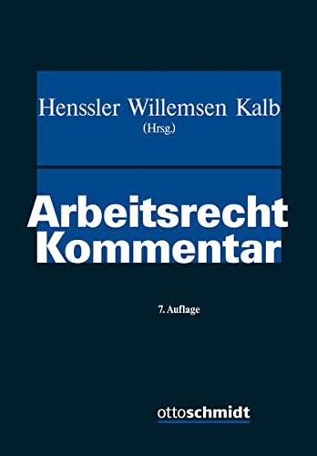 Arbeitsrecht: Martin Henssler