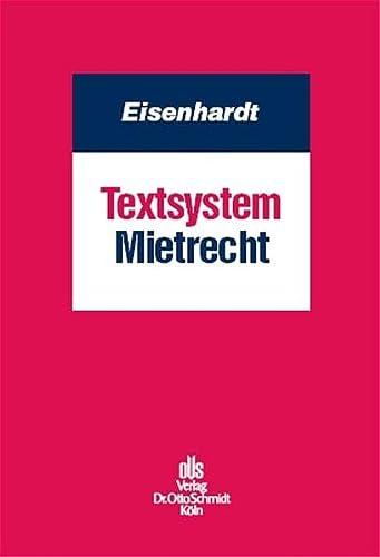 Textsystem Mietrecht: Thomas Eisenhardt