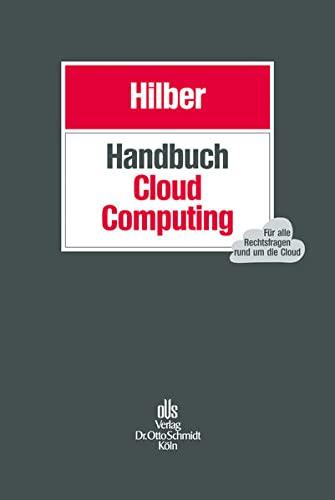 Handbuch Cloud Computing: Marc Hilber