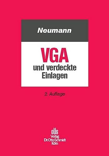 VGA und verdeckte Einlagen: Ralf Neumann