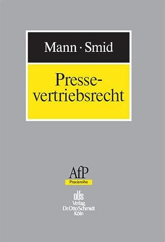 Pressevertriebsrecht: Roger Mann