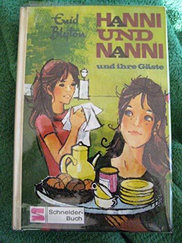 9783505036712: Hanni und Nanni und ihre Gäste, Bd 12