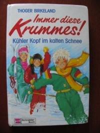 9783505041242: Kühler Kopf im kalten Schnee, Bd 4