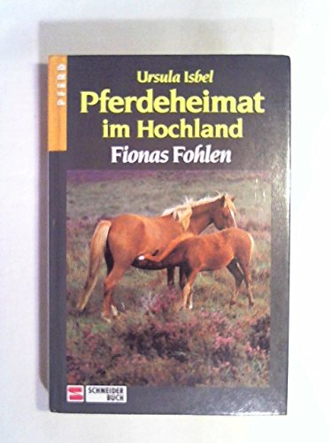 9783505042966: Fionas Fohlen, Bd 3