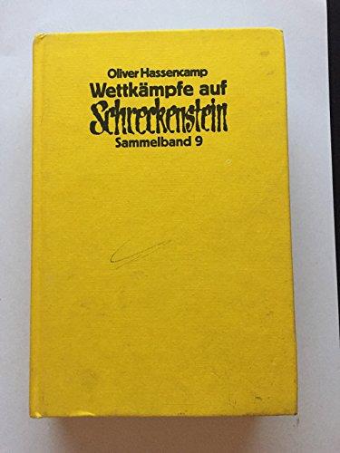 9783505045035: Wettkämpfe auf Burg Schreckenstein. Sammelband IX