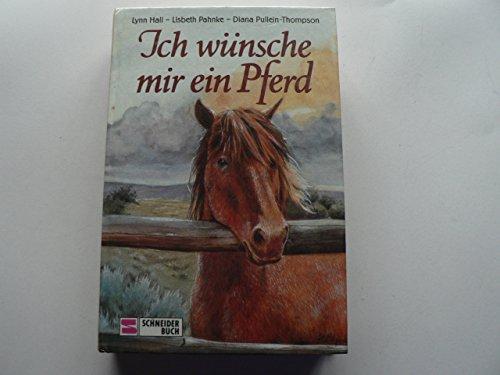 9783505049378: Ich wünsche mir ein Pferd