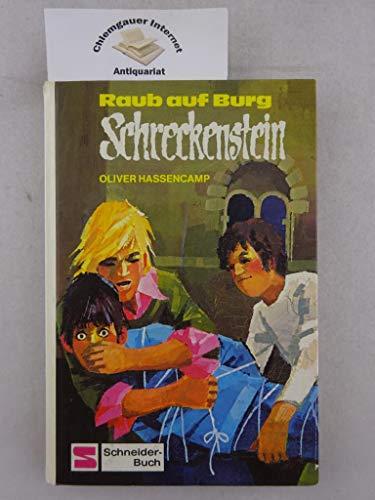 9783505078316: Raub auf Burg Schreckenstein