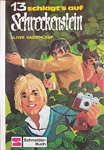 9783505079979: Dreizehn schlägt's auf Schreckenstein, Bd 13