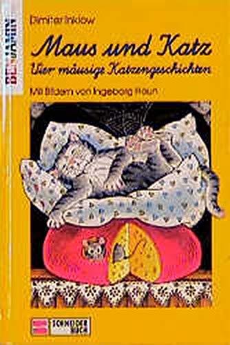 Maus und Katz, Schreibschrift: n/a