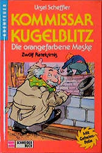 9783505082344: Die orangefarbene Maske, Bd 2