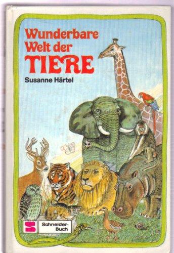 Wunderbare Welt Der Tiere