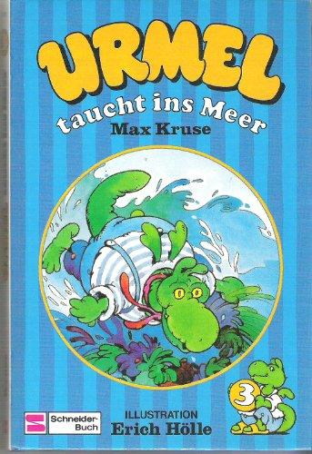 9783505097362: Urmel taucht ins Meer, Bd 3