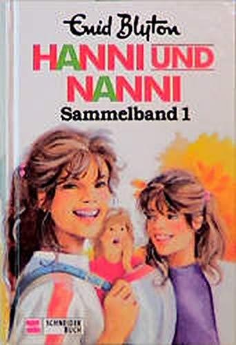 9783505098109: Hanni und Nanni Sammelband 1 (Livre en allemand)