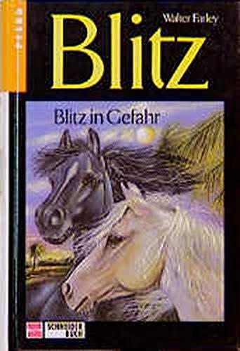 Blitz, Bd.11, Blitz in Gefahr (9783505100185) by Walter Farley