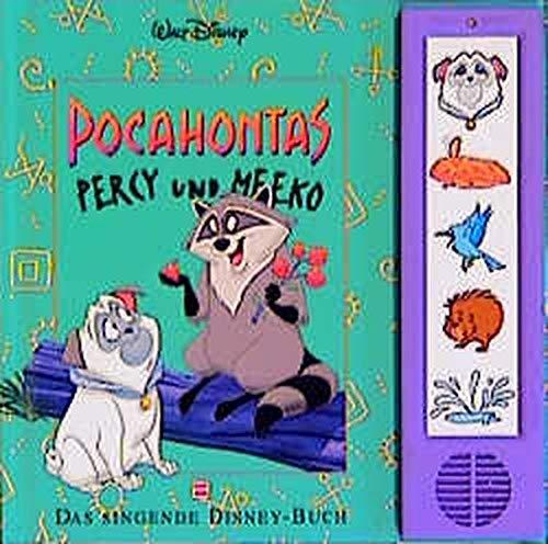 9783505102622: Pocahontas. Percy und Meeko. Das singende Disney-Buch