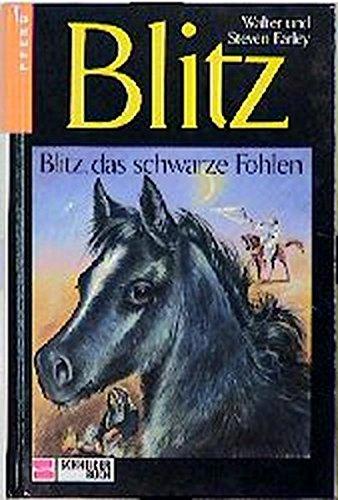 9783505103421: Blitz, Bd.13, Blitz, das schwarze Fohlen