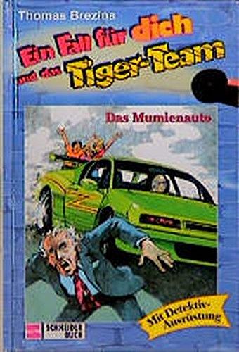 9783505105371: Ein Fall f�r dich und das Tiger-Team 14. Das Mumienauto: Rate-Krimi-Serie