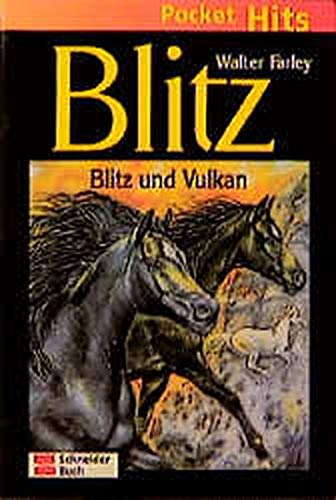 Blitz, Pocket Hits, Bd.4, Blitz und Vulkan (3505115800) by Walter Farley