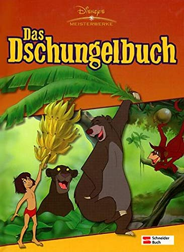 Das Dschungelbuch. (9783505120244) by Walt Disney