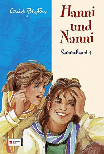 9783505120480: Hanni und Nanni Sammelband 04