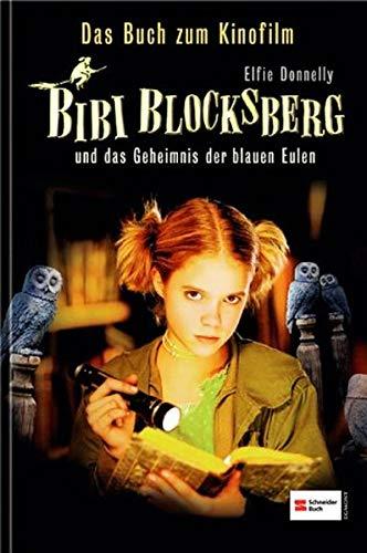 9783505120848: Bibi Blocksberg und das Geheimnis der blauen Eule