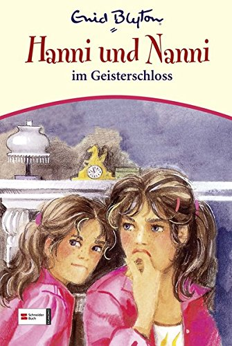 9783505121821: Hanni und Nanni 06. Hanni und Nanni im Geisterschloss