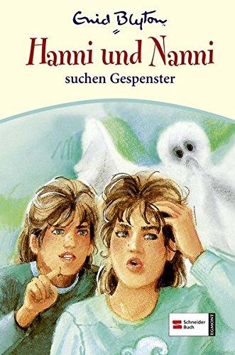 9783505121838: Hanni und Nanni 07. Hanni und Nanni suchen Gespenster