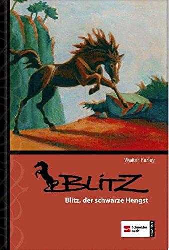 Blitz 01. Der schwarze Hengst (9783505123436) by [???]