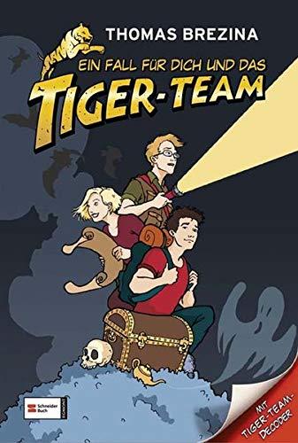 Ein Fall für dich und das Tiger-Team. Sonderausgabe: Im Donnertempel (Band 1), Der ...