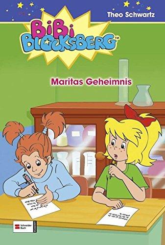 Bibi Blocksberg, Band 31: Maritas Geheimnis: Theo Schwartz, Jutta