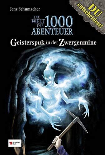 9783505126376: Geisterspuk in Der Zwergenmine