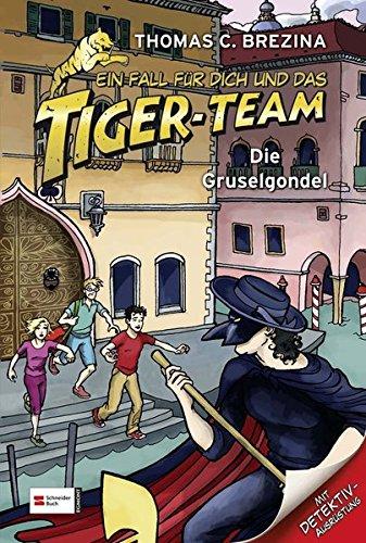 9783505126888: Ein Fall f�r dich und das Tiger-Team 11. Die Gruselgondel