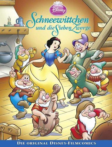 BamS-Edition, Disney Filmcomics: Schneewittchen und die sieben: Disney