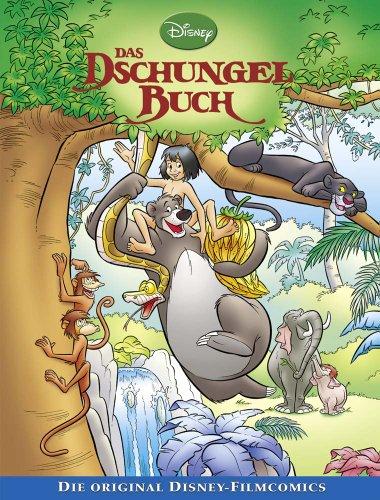 9783505128134: BamS-Edition, Disney Filmcomics: Das Dschungelbuch: Die Original Disney Filmcomics