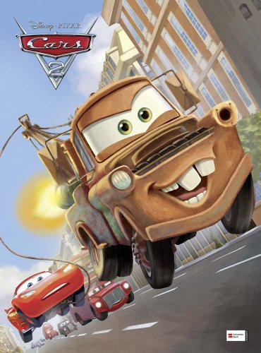 9783505128462: Cars 2 Storybook