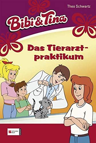 9783505129735: Bibi und Tina 43. Das Tierarztpraktikum