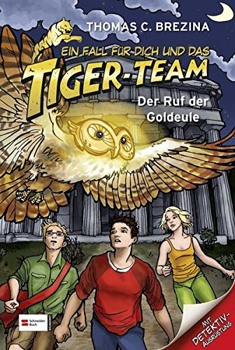 9783505130113: Der Ruf Der Goldeule (German Edition)