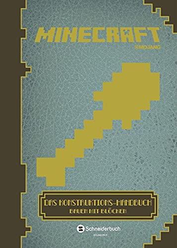 Minecraft, Das Konstruktions-Handbuch: Bauen mit Blöcken