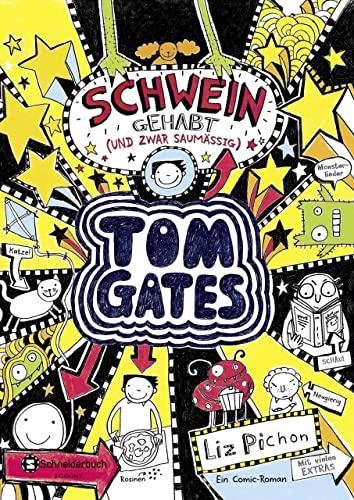 9783505136405: Tom Gates, Band 07. Schwein gehabt (und zwar saumäßig)
