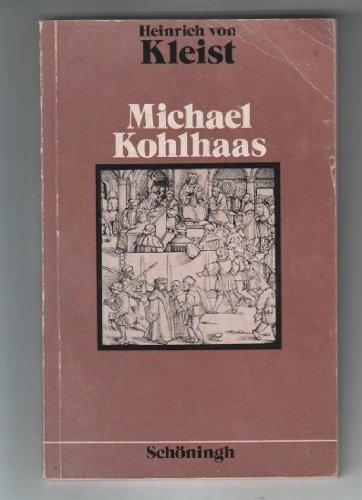 9783506290694: Michael Kohlhaas