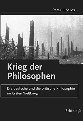 9783506717313: Der Krieg der Philosophen