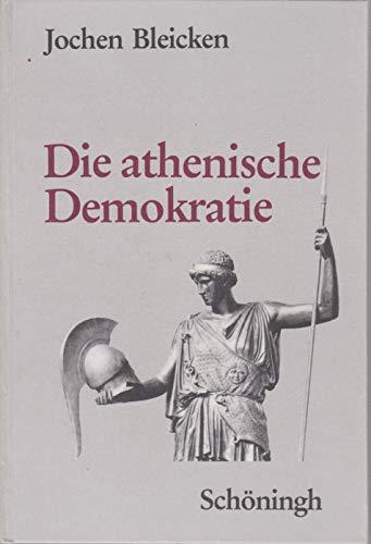 9783506719010: Title: Die athenische Demokratie German Edition