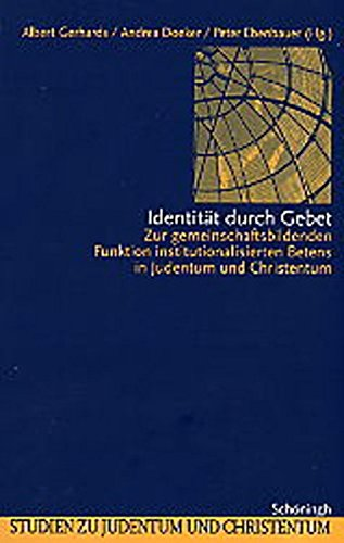 Identität durch Gebet: Albert Gerhards